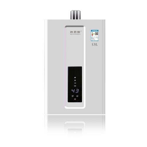 燃气热水器生产厂家谈谈热水器的产热水能力