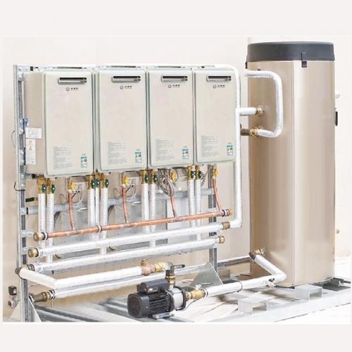 谈谈家庭中央热水系统的类型
