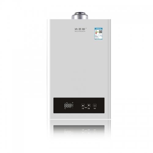 燃气热水器用的是不是温馨,关键环节就在控温。
