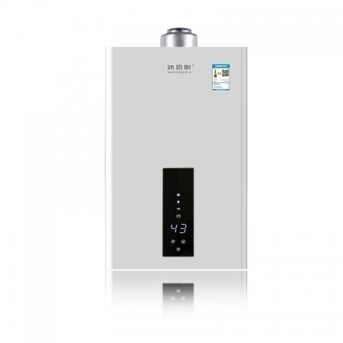 家庭用零冷水燃气热水器水流量
