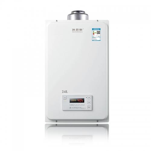 大流量平衡燃气热水器